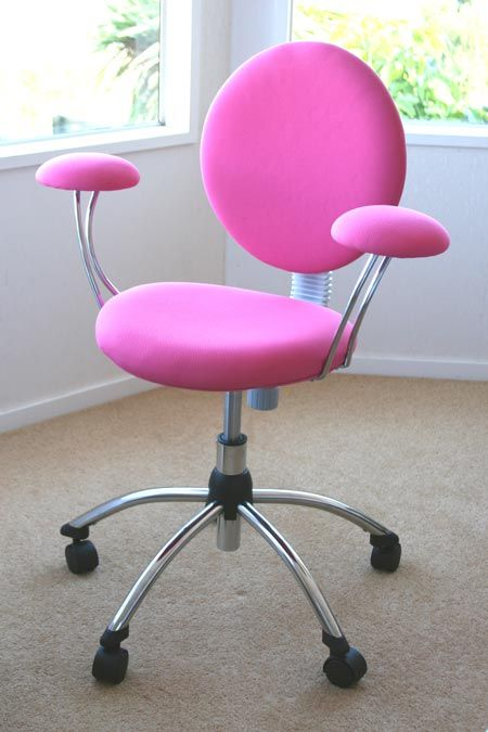 Pink Computer Chair | Pink Swivel Desk Chair Office Chairs U2013 Compare  Prices, Read