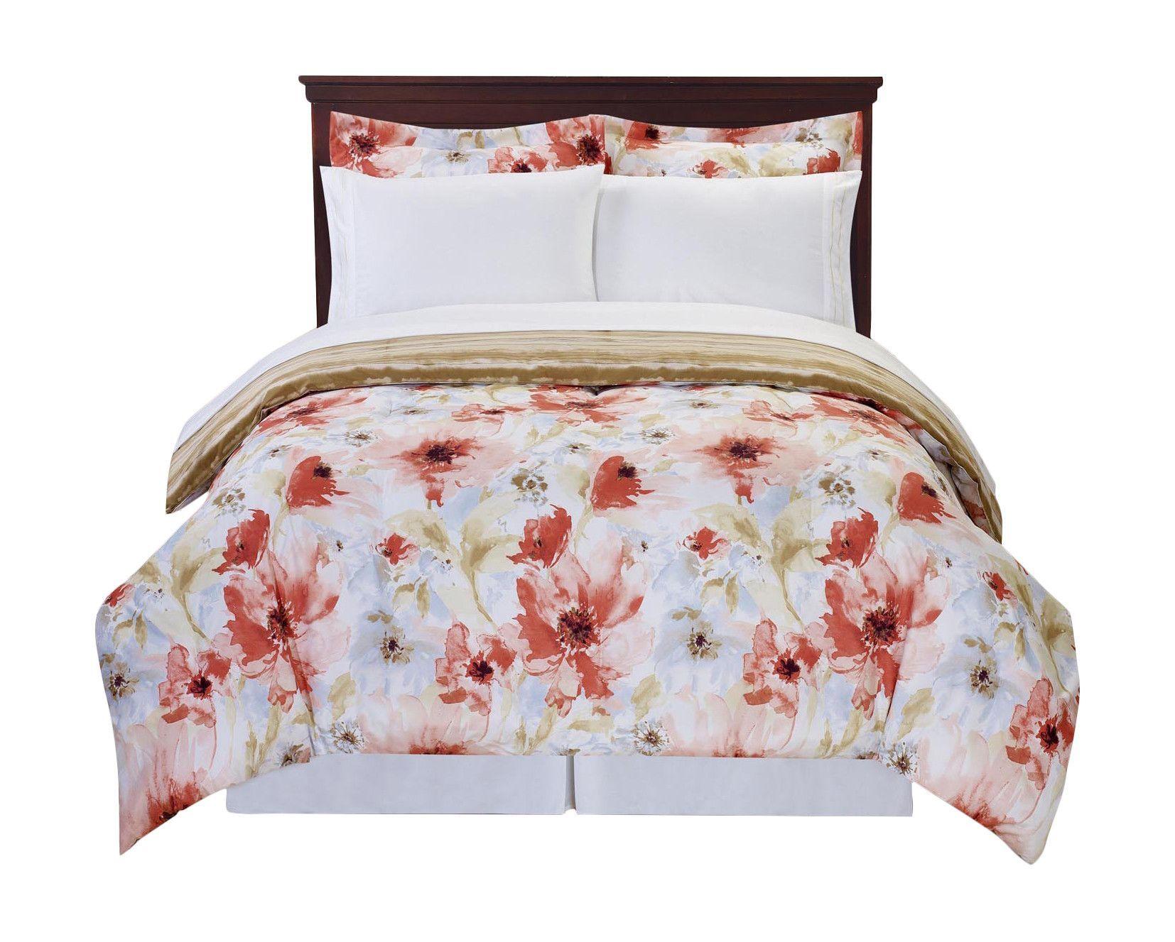 Dana Comforter Set Comforter sets, Bedding sets, Floral