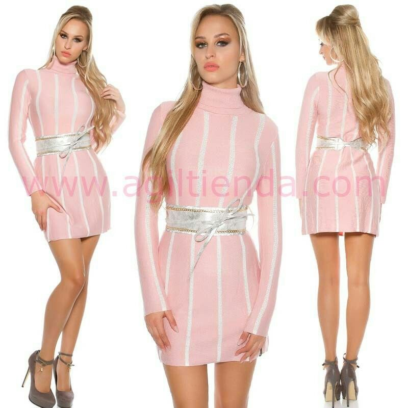 Original #vestido de #punto o \