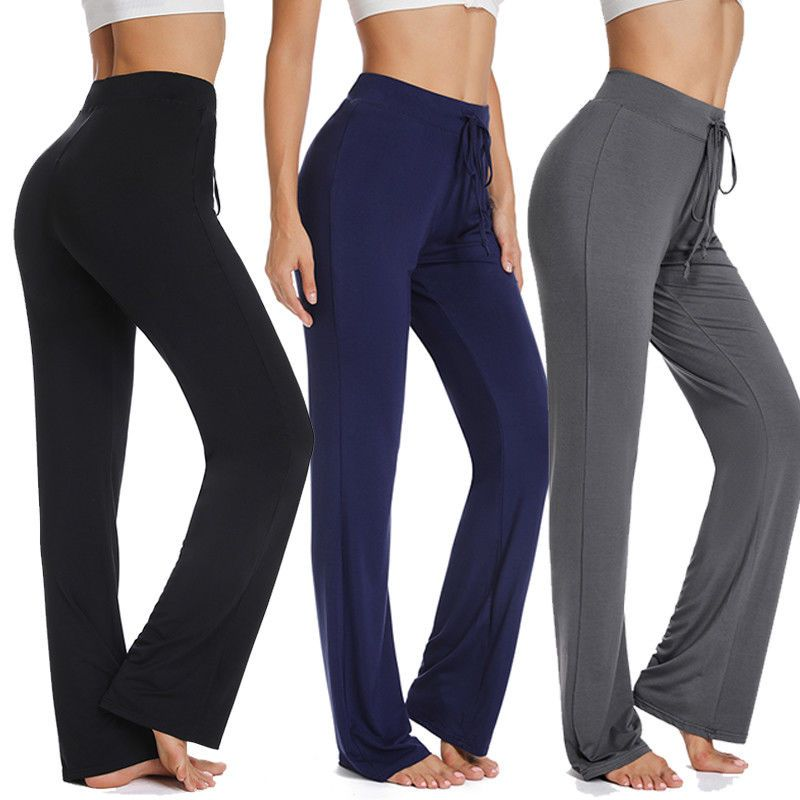 15ae661093ae73 Women High Waist OL Harem Boot Cut Yoga Pants Casual Trousers Stretch Sport  X220 #fashion #clothing #shoes #accessories #womensclothing #activewear  (ebay ...