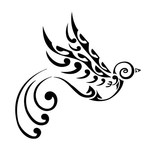 Koru: represents new life, new beginnings. Growth, renewal, strength, peace, harmony, support and loving protection. tattoo?