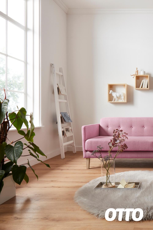 (Wohn-)Traum in Rosa in 2020 | Wohnen, Wohnzimmer, Einrichtung