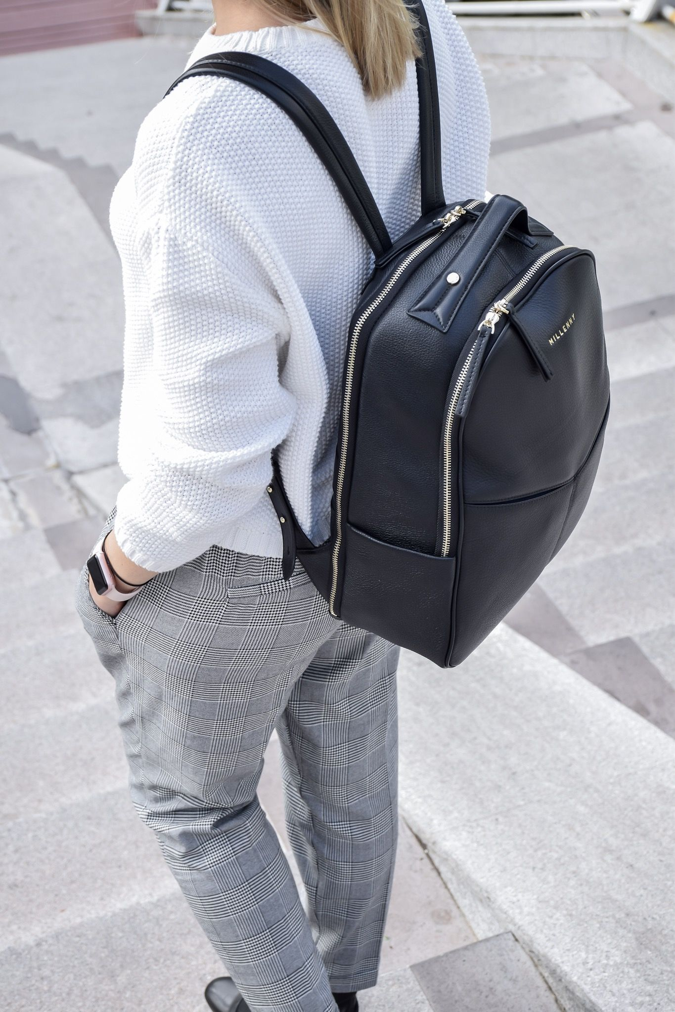 BISCAYNE Work Backpack | Stylish work bag, Sophisticated backpack, Work  backpack