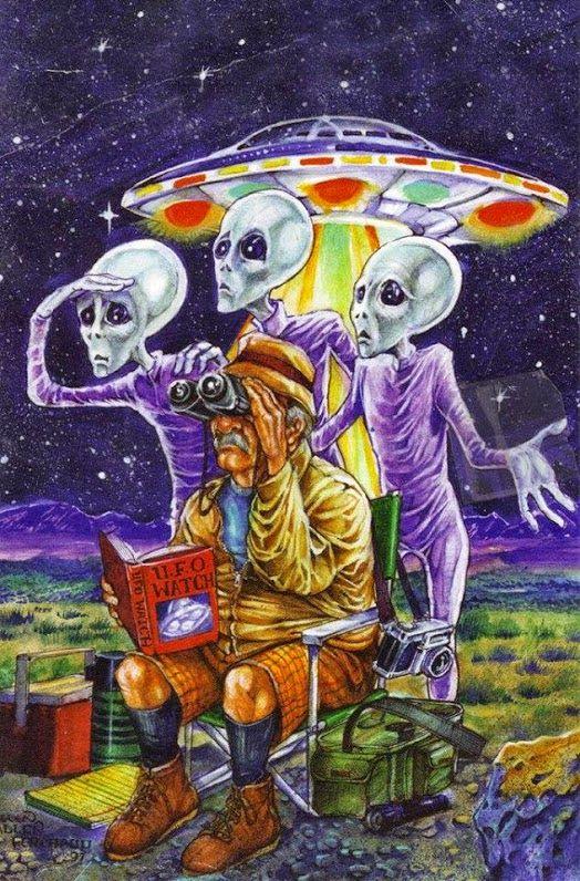Funny Alien Cartoon Trippy Alien Alien Art Aliens And Ufos Ancient Aliens