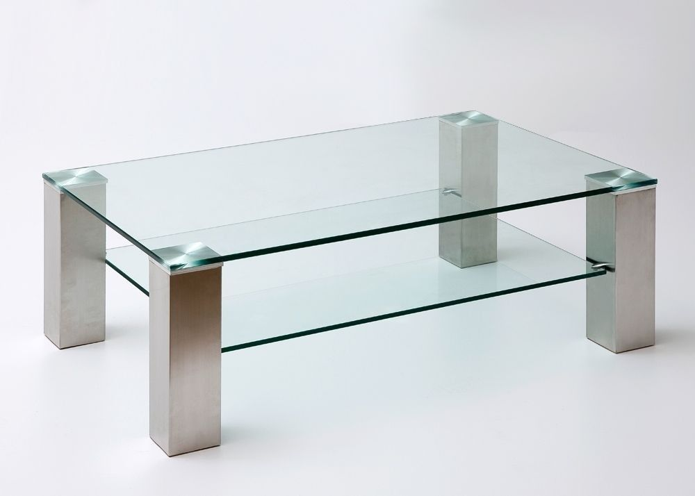 Couchtisch glas asta ii 8873 buy now at https www for Kleiner glastisch rund