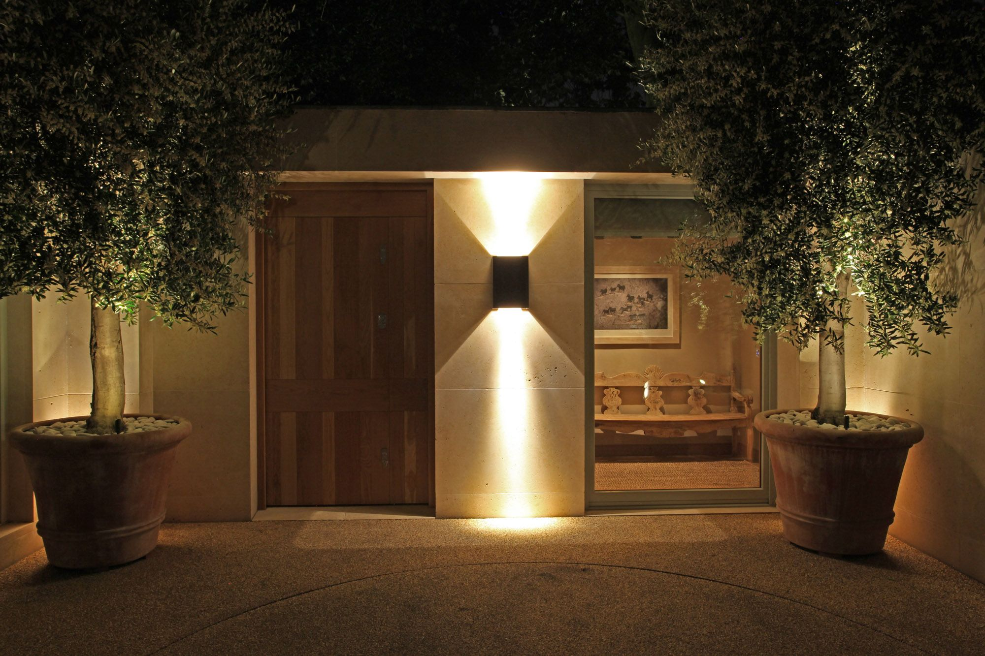 Exterior lighting 10 d hh 25 pinterest gardens lights and exterior lighting 10 aloadofball Images