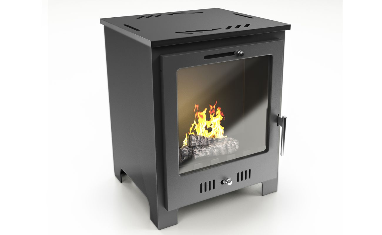 bioethanol wood burner
