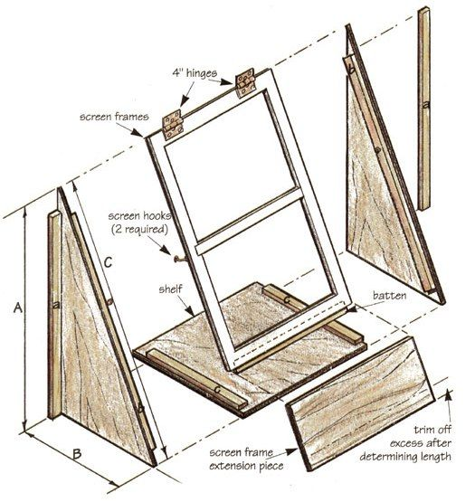 build a homemade window mini greenhouse to grow plants indoors using these step by - Pvc Frame Greenhouse Plans