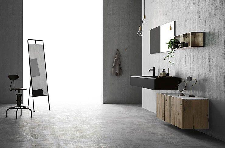 Mobili da bagno raffinati collezione bagno elegante lavaabos