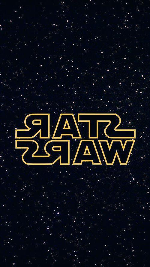 Logo Star Wars Star Wars logo prior to opening crawl of ALL Episodes IVIII