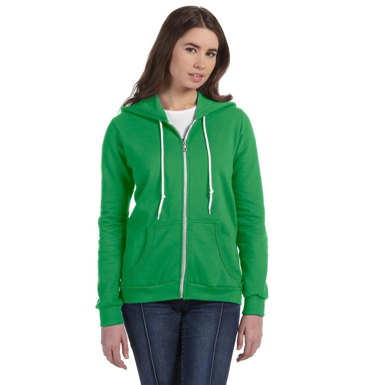 Fullzip Womenus Apple Hooded Fleece  Products  Pinterest  Free