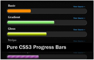 Progress bar image generator