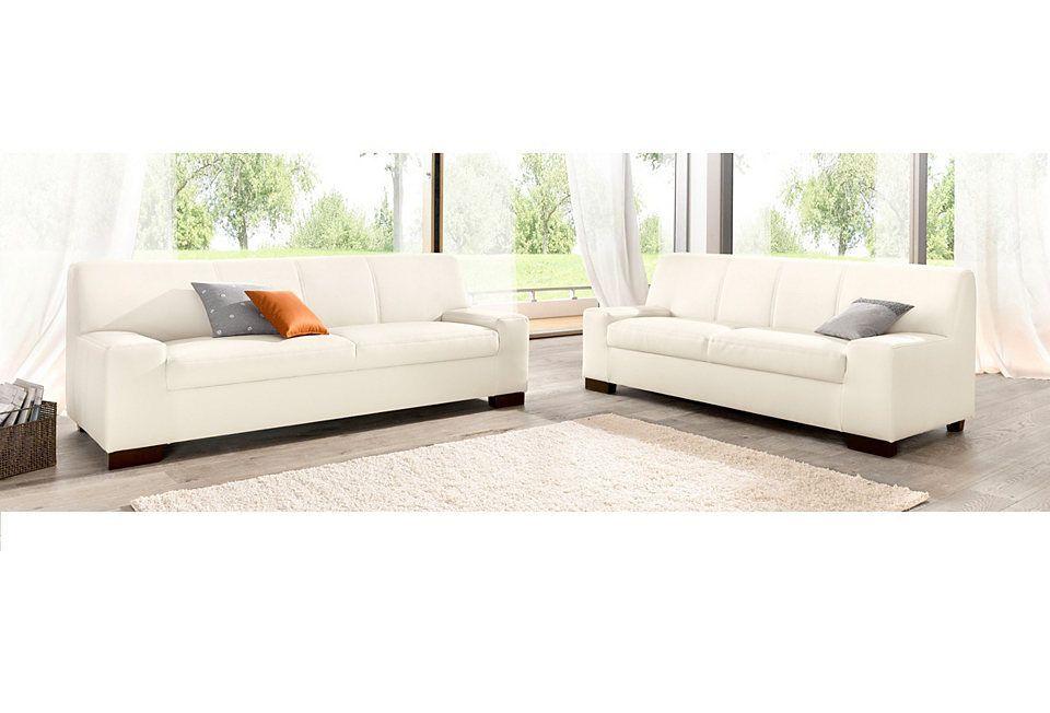 DOMO Collection Set: 2-Sitzer und 3-Sitzer (2-tlg.) Jetzt bestellen ...