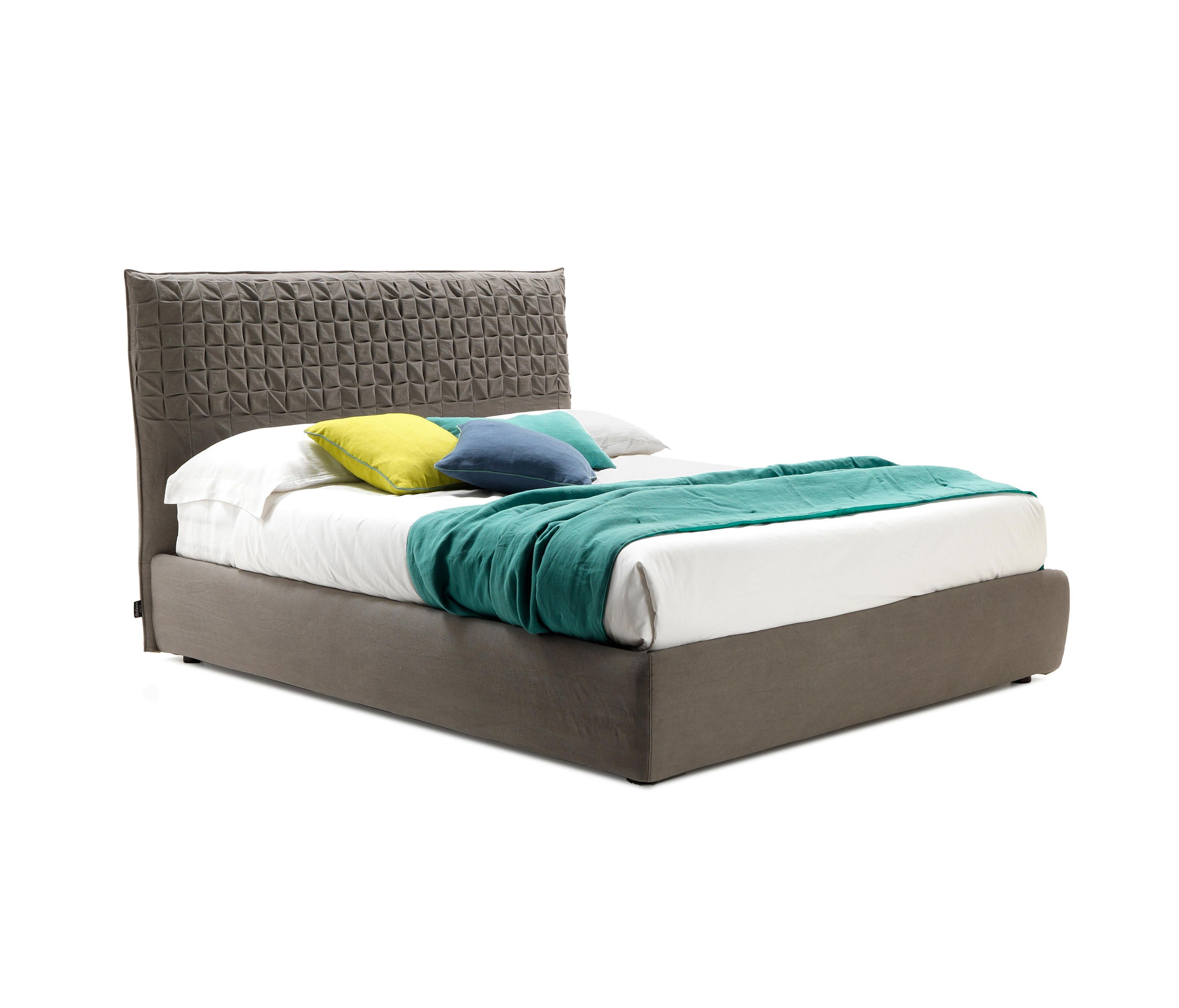 Sheen Big Designer Double Beds From Bolzan Letti All