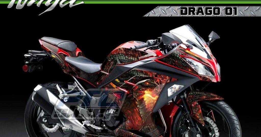Koleksi 47 Cara Modifikasi Motor Ninja 4 Tak Terbaru Dan Terlengkap