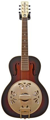 Gretsch G9240 Alligator Round Resonator