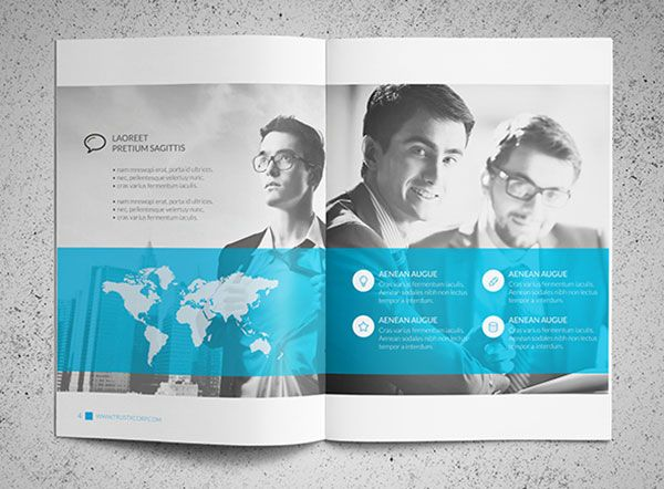 Really Beautiful Brochure Designs Templates For Inspiration - Beautiful brochure templates