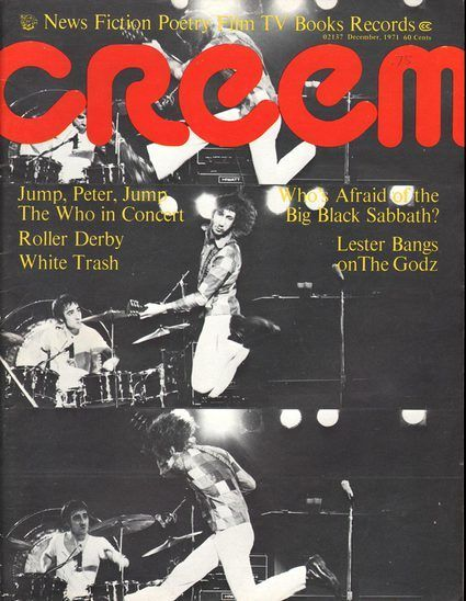 Creem Magazine December 1971