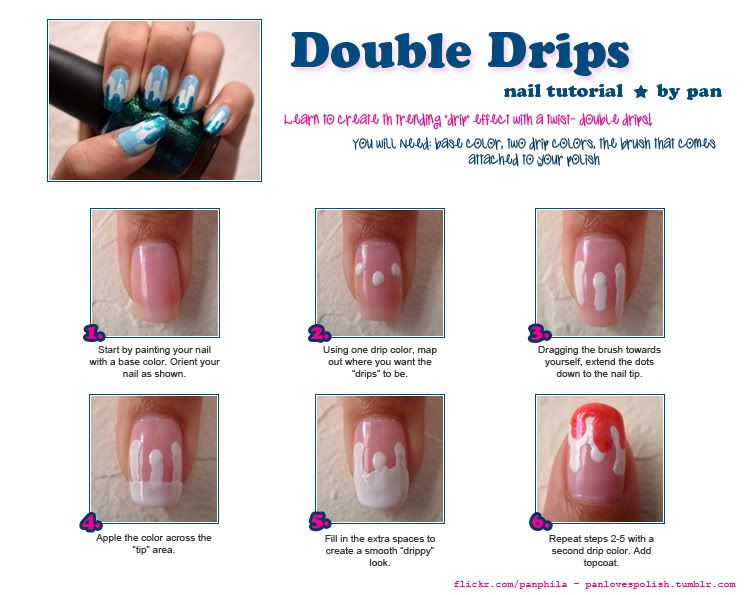 80 best Nails tutorials images on Pinterest | Nail scissors, Nail ...