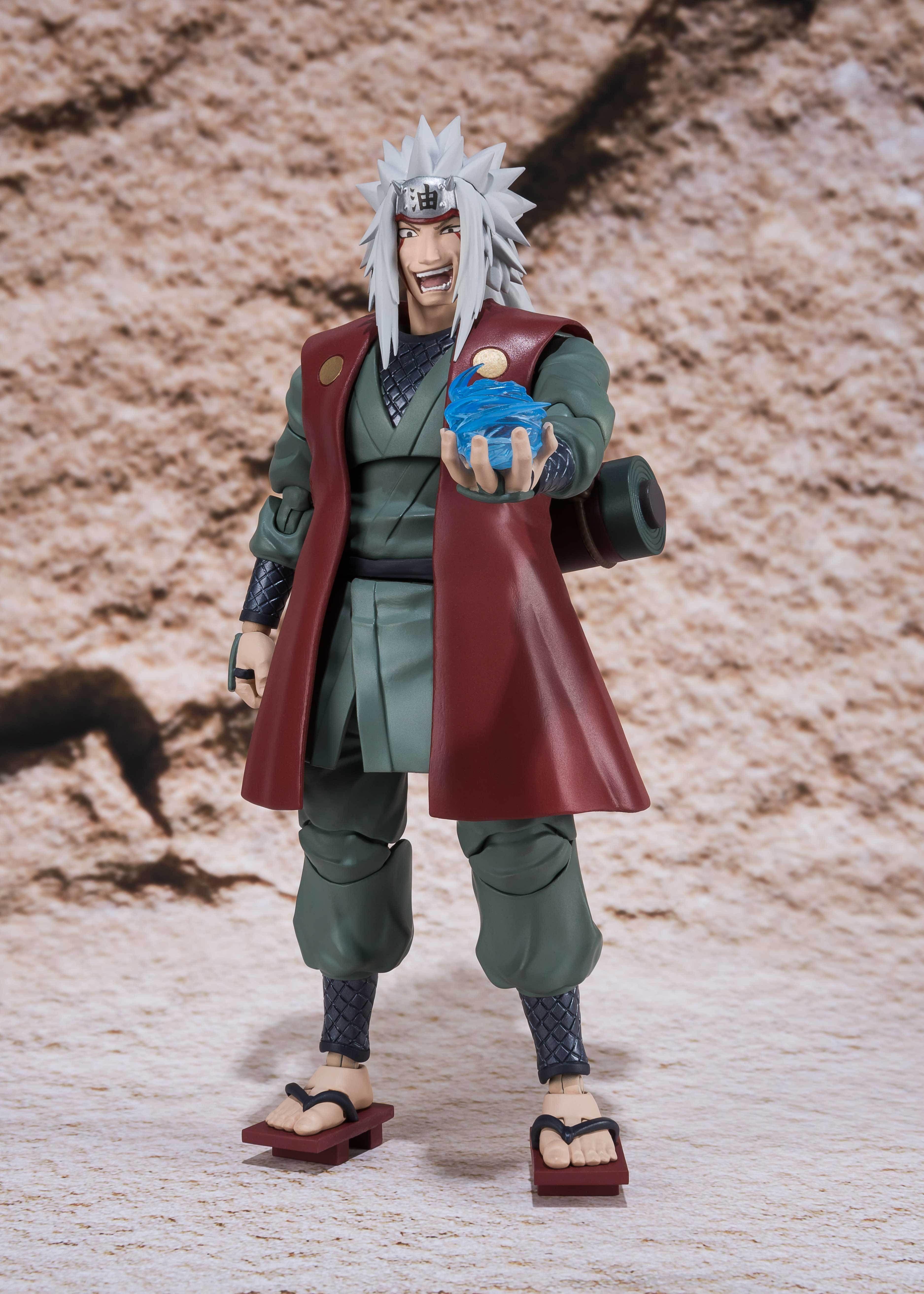 S H Figuarts NARUTO Shippuden Madara Uchiha Action Figure Toy Gift New In Box