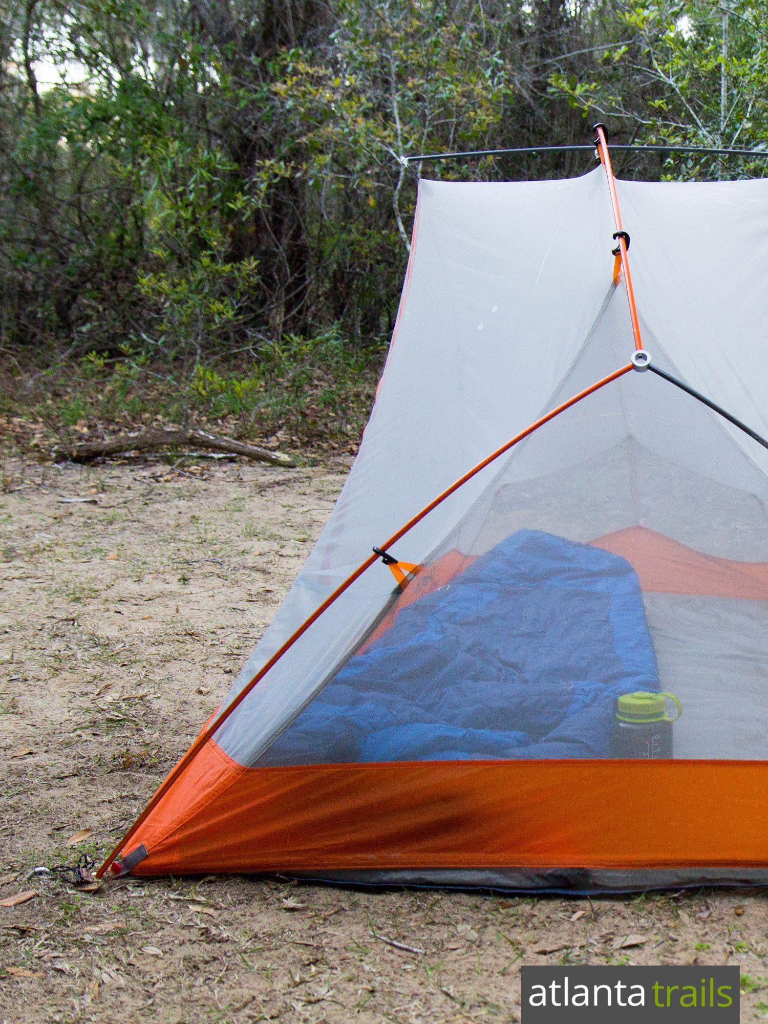 Photo of Camping Tips- Camp at Sea Camp, Cumberland Island National Seashore's prime camp…