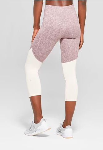 ff711271ff0f38 I love Target workout clothes! And I love these leggings! The absolute best  workout pants. Activewear, workout attire, athleisure, workout, #ad