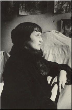 Anna Ahmatova 1926