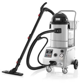 Reliable Corporation Tandem Pro Commercial Steam Vacuum Cleaner With Auto Refill Accessory Kit Steam Vacuum Cleaner Steam Vacuum Steam Cleaners