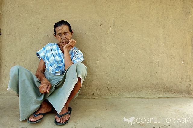Women in Asia are often abused, misused, and unloved; their only hope is in Christ.