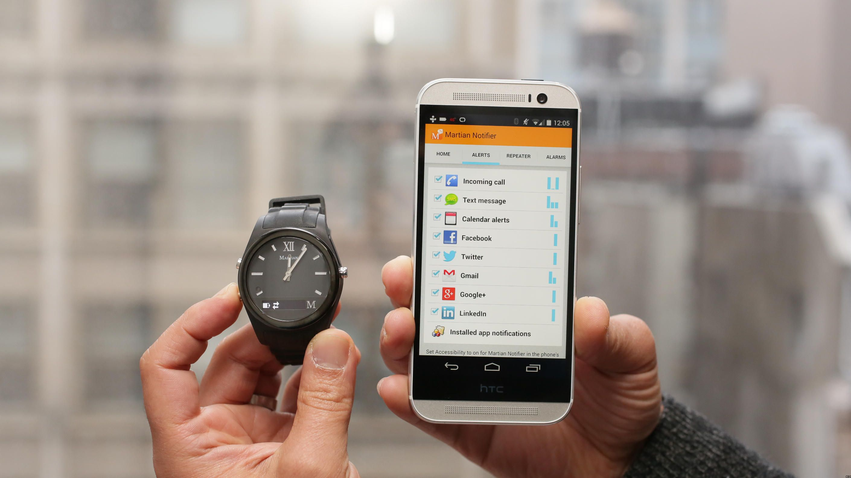 Martian Notifier review This smartwatch is smarter than
