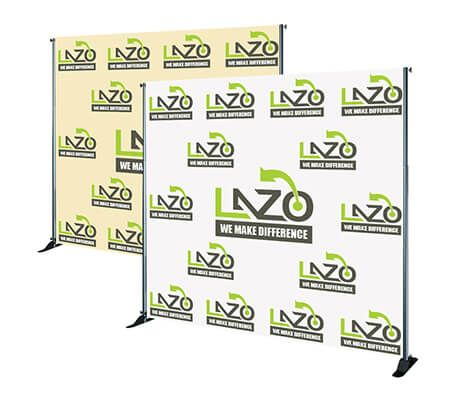 8x8 Step And Repeat Banners Conference Banners Event Banner Tradeshow Banner