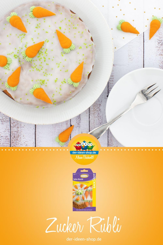 12 Zucker Ruebli Mohren Karotten Tortendeko Rubli Rublitorte