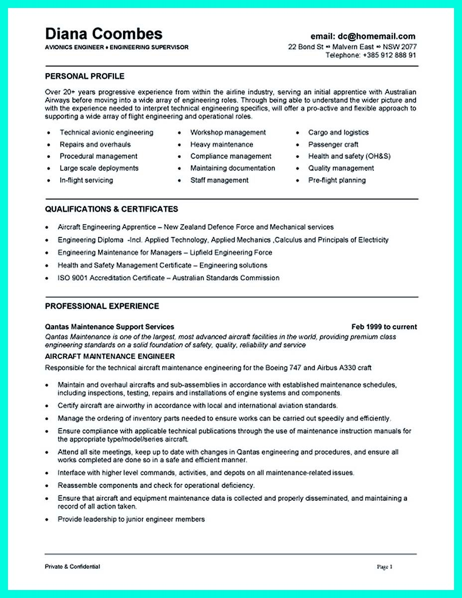 Nice The Perfect Computer Engineering Resume Sample To Get Job Soon Check More At Http Snefci Org The Perfect Computer Engineering Resume Sample To Get Job S