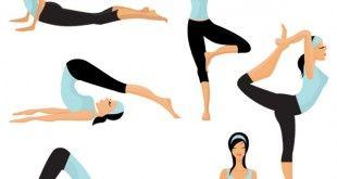 acostarse asanas de yoga para la diabetes