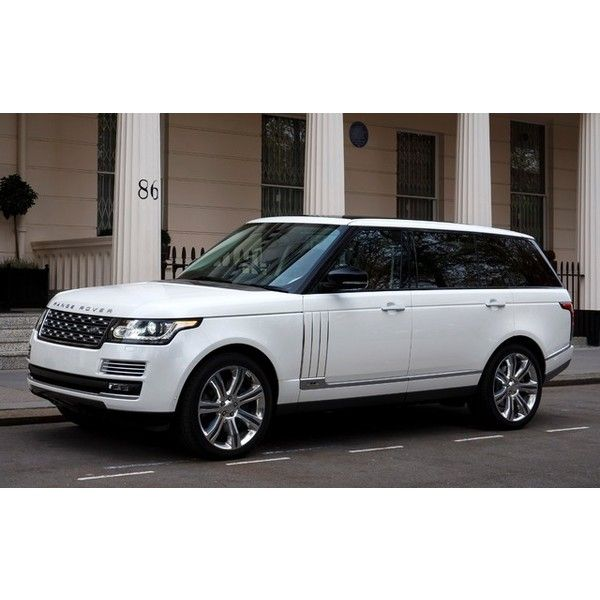 2015 Land Rover Range Rover Liked On Polyvore