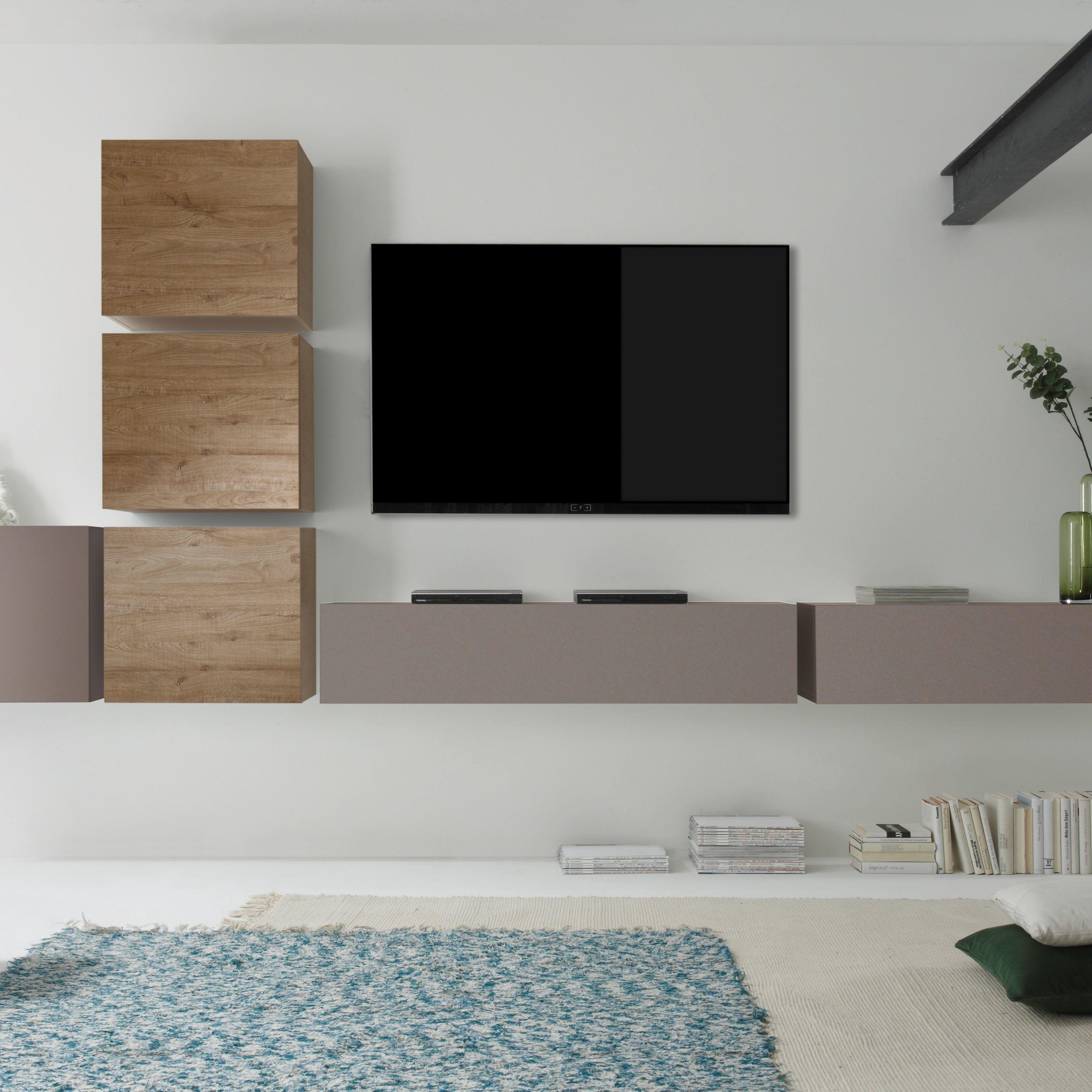 wohnwand como vii #wohnaura #möbel #design #einrichten #idee