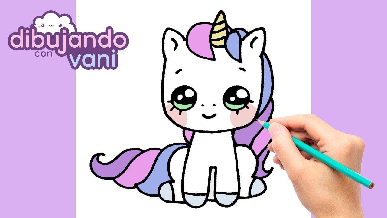 Como Dibujar Un Unicornio Paso A Paso Dibujos Para Dibujar Faciles K Como Dibujar Un Unicornio Como Dibujar Niños Dibujo Paso A Paso