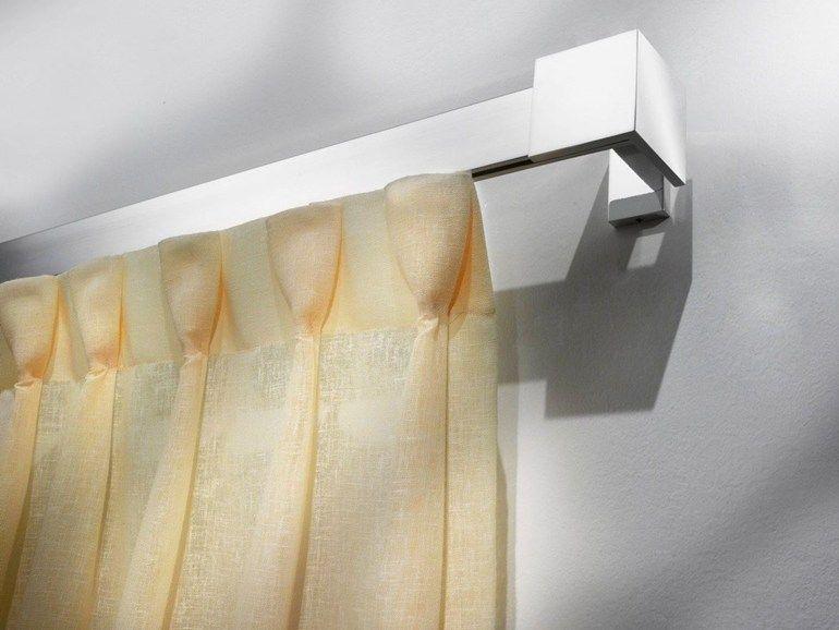 Bastone Per Tende In Alluminio In Stile Moderno NEMESI Collezione Alluminio  By Scaglioni | Design Scaglioni