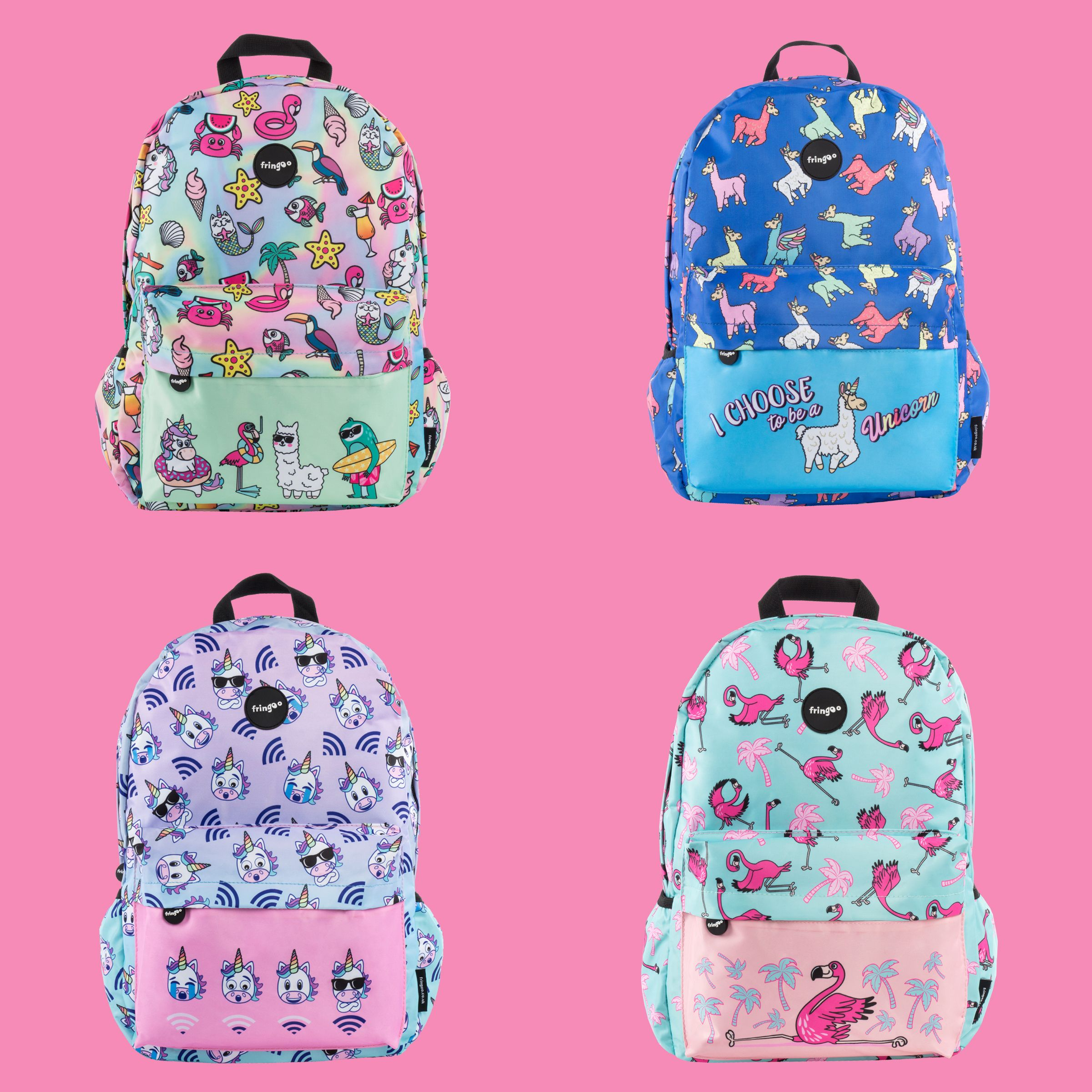 9fba4e8792be Super cute junior backpack sets available for back to school period. Choose  between unique designs
