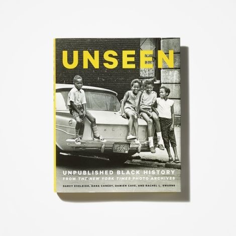 coffee table book and Unseen Unpublished Black History from The