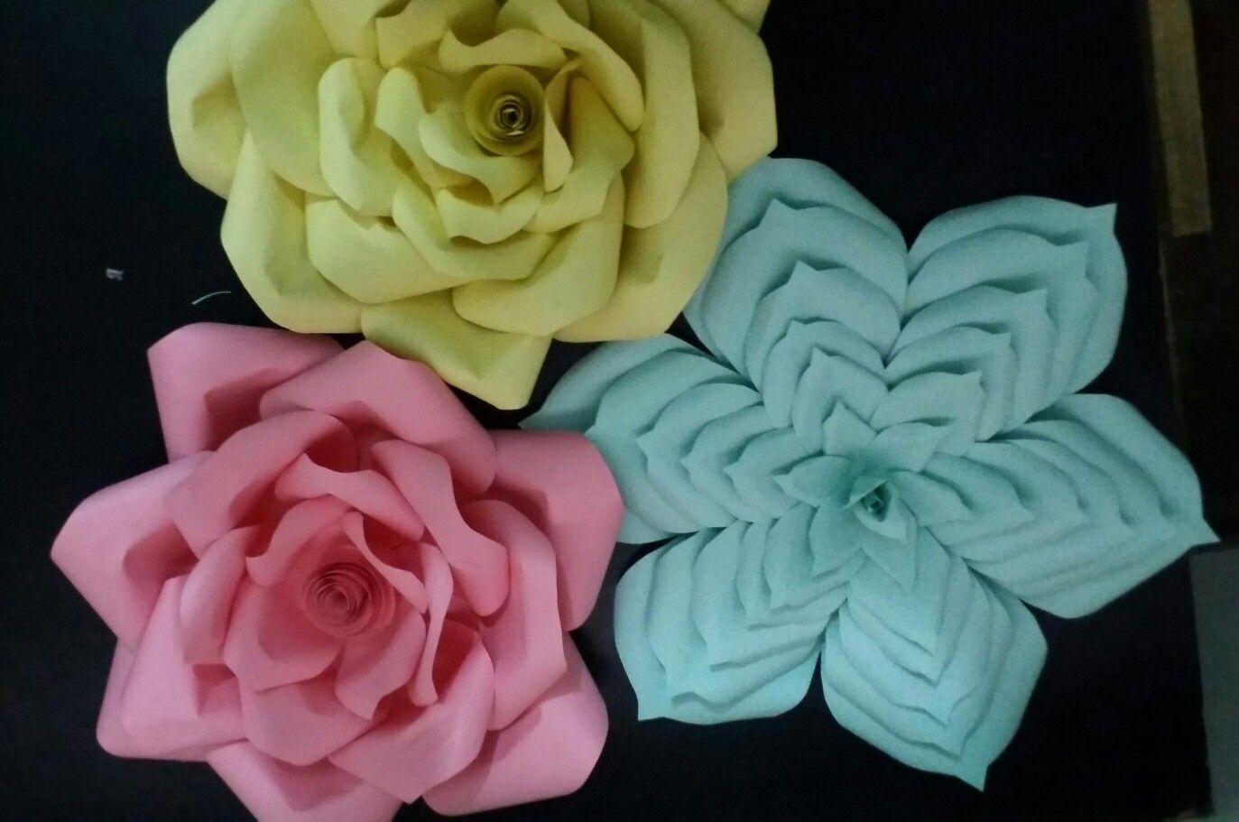 flores para todo tipo de eventos  #paperflowers