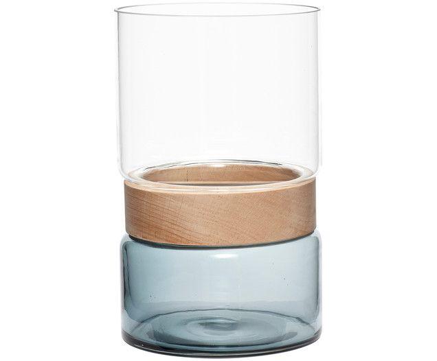 Pin by ladendirekt on Dekoration | Vase, Glass vase, Glass