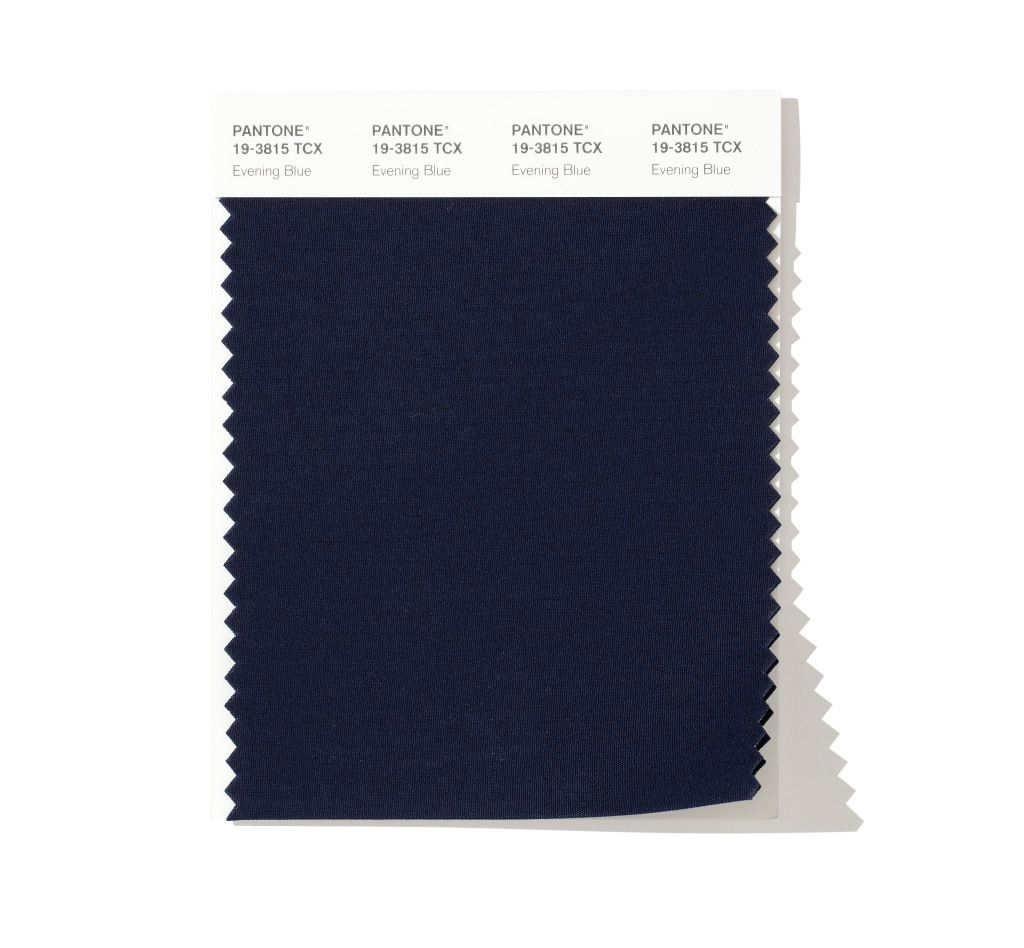 Resultado de imagen de pantone evening blue fashion weekfashion fall 2019