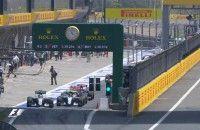 Kualifikasi F1 di Shanghai Diprediksi Hujan