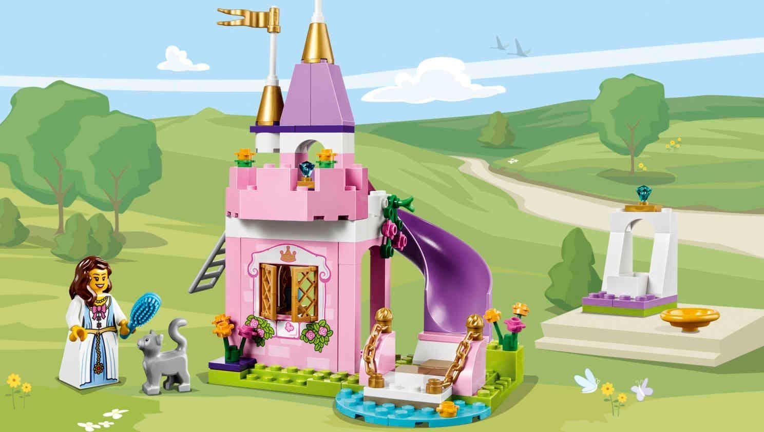 LEGO Juniors 10668 The Princess Play Castle | Lego juniors ...