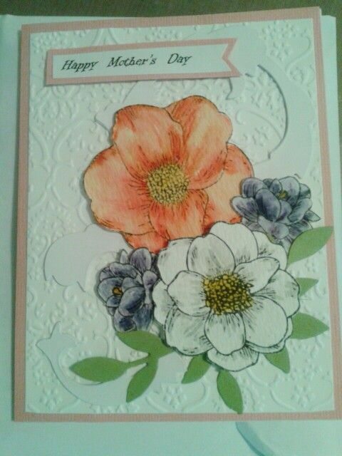 Mother's Day card 2016