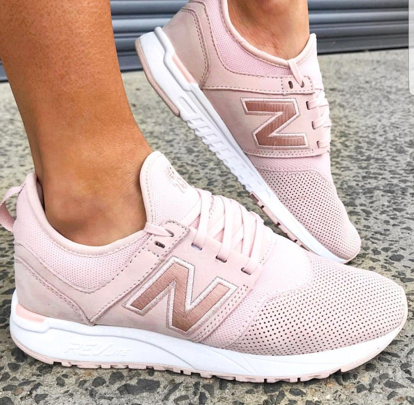 362fa0188c9de New Balance 247 in Pink Sandstone #sneakerlove #sneakers #trainers #fitness  #gym