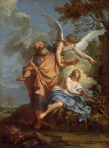 The Sacrifice Of Abraham Noel Nicolas Coypel Iii Jesus Art Drawing Rennaissance Art Biblical Art