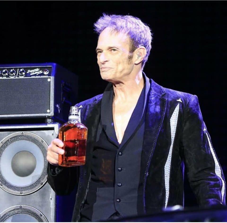 David Lee Roth Van Halen David Lee Roth Singer
