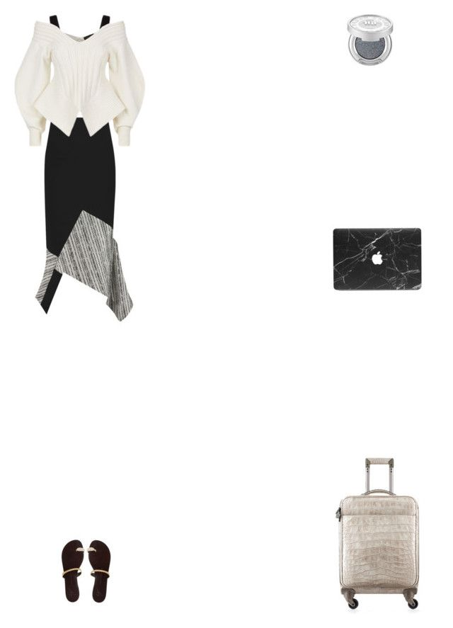 """""""Grace"""" by zoechengrace on Polyvore featuring Roland Mouret, Burberry, Chanel, Giuseppe Zanotti and Urban Decay"""